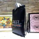 Gucci AAA Quality Hangbags Coco capitan Black 2017