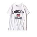 LONDON ENGLAND FLAG TEE