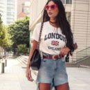 LONDON ENGLAND FLAG sweatshirt