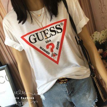 cheap guess t shirt woman