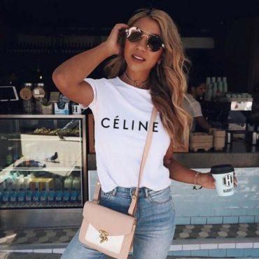 Celline tshirt